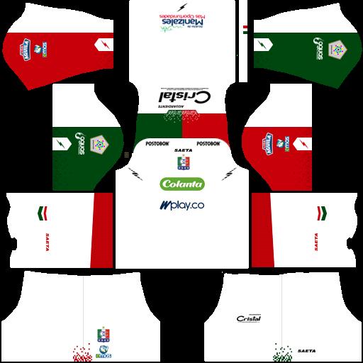 Kits Uniformes Para Fts 15 Y Dream League Soccer Kits Uniformes Once Caldas Liga Aguila 2018 Fts 15 Dls