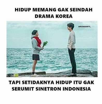 10 Meme 'Drama Goblin Disinetronkan' Ini Bikin Ngakak Pecinta Drakor dan Kpoper