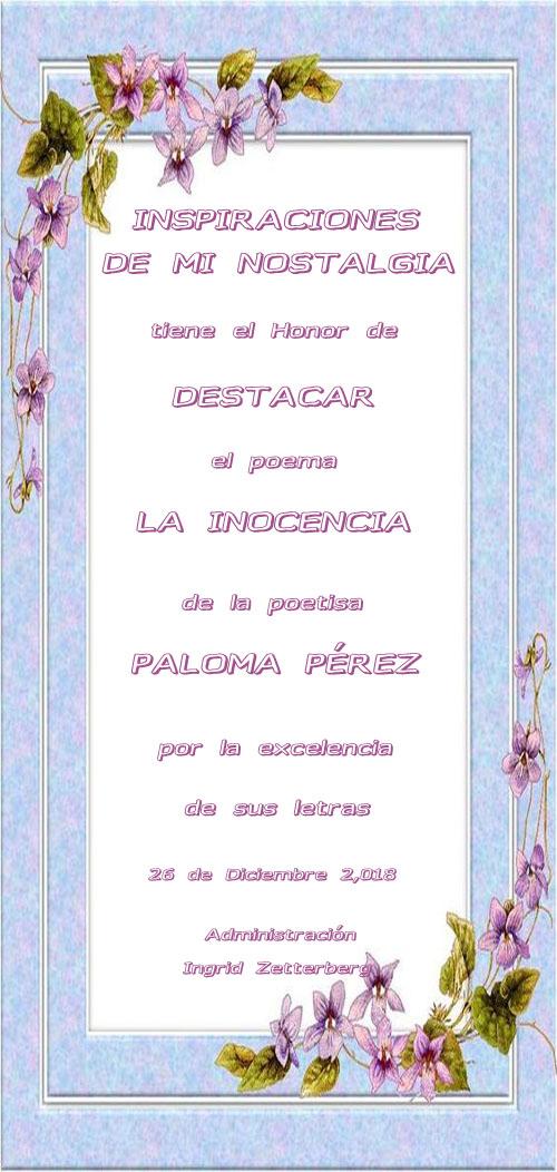 La inocencia 8921d8a28d747ee6d1b9fade482711a7