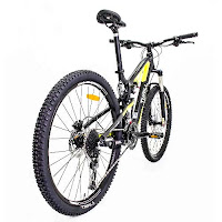 275 thrill ricochet 40 soft tail mtb