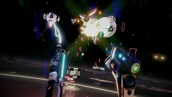 Space Pirate Trainer VR (2017) PC Full [Solo Realidad Virtual]