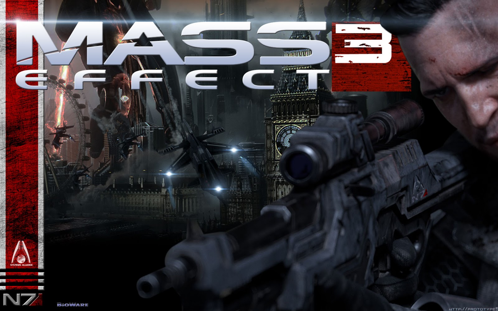 Anything currently out there like Mass Effect 3 multiplayer?