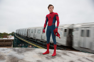 Tom Holland is here to spin a web with Spiderman homecoming