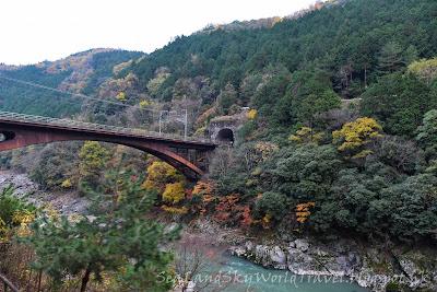 嵐山, 嵯峨野紅葉