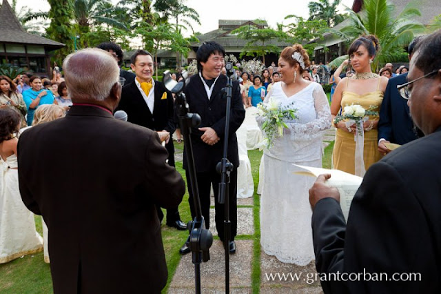 pastor say vows