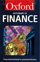 Dictionary of finance