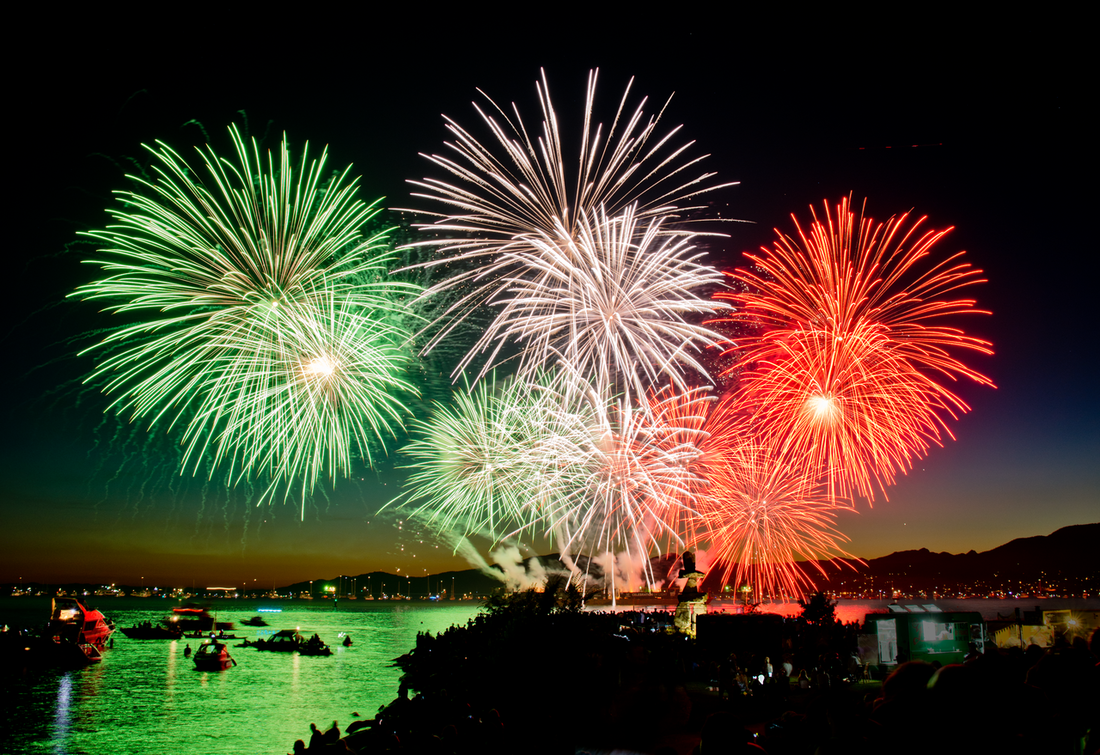 Fireworks were invented by a cook | Information In