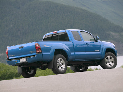 Toyota Tacoma Standard Resolution Wallpaper 2