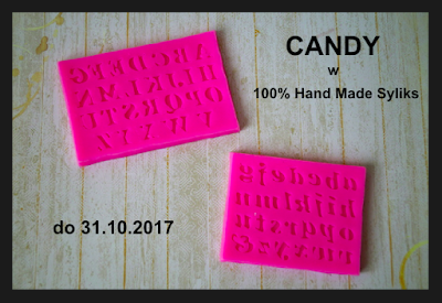 Candy w Hand Made Syliks