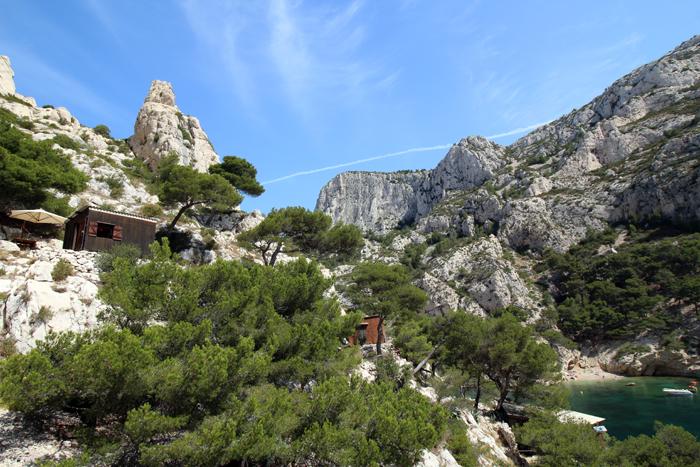 Aussichtspunkt Calanque Morgiou