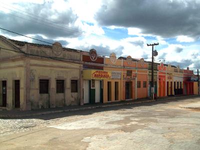 Fotos do Centro Histórico da Cidade de Araruna PB
