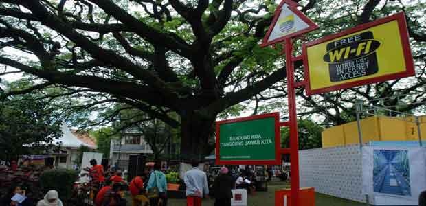 Taman Ikonik Kota Bandung
