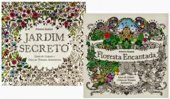 Livros para colorir