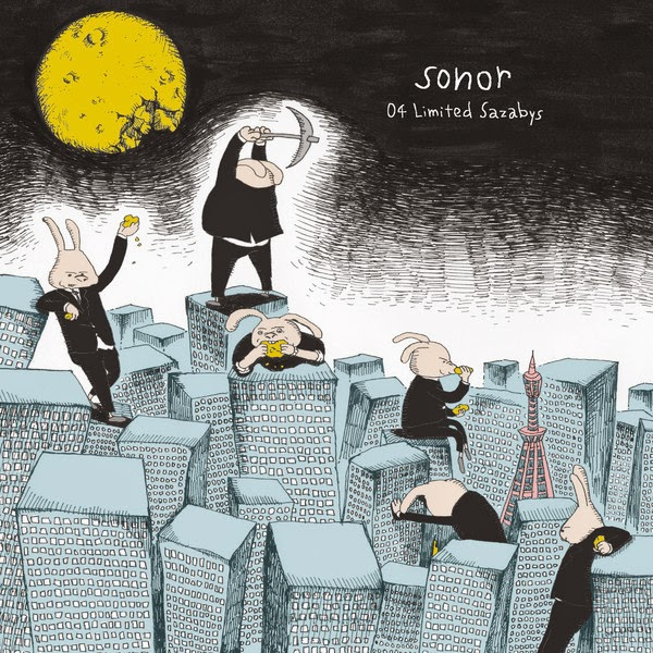 <center>04 Limited Sazabys - Sonor (2013)</center>