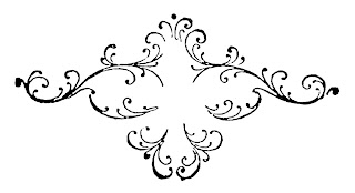 frame hand drawn flourish clipart download