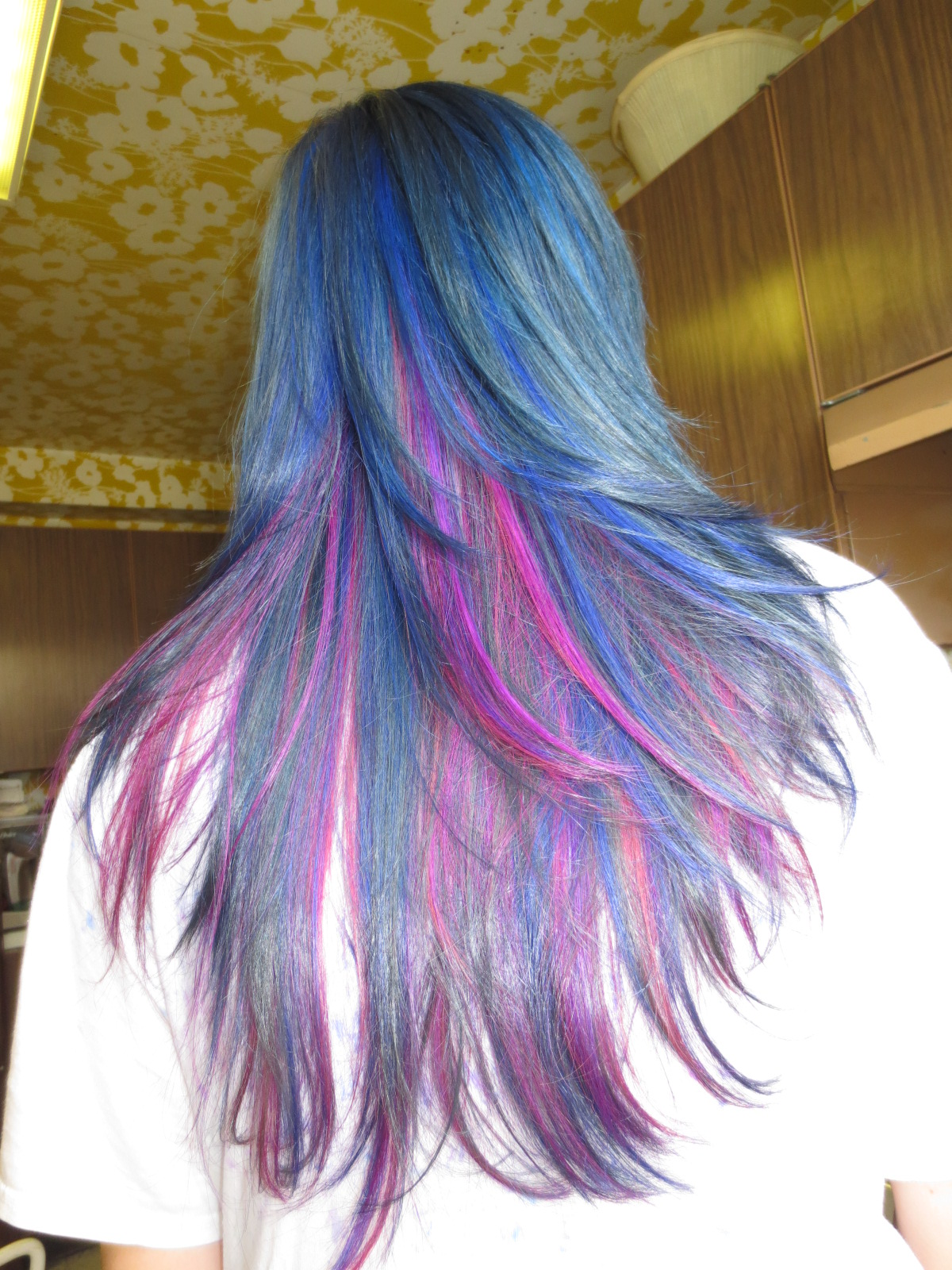 Heart Scale My Multicolored Hair
