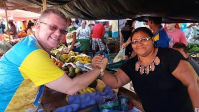 Alex Melo prefeito da Cidade de Pacujá está entre os 35 melhores prefeitos de 2017 no Ceará