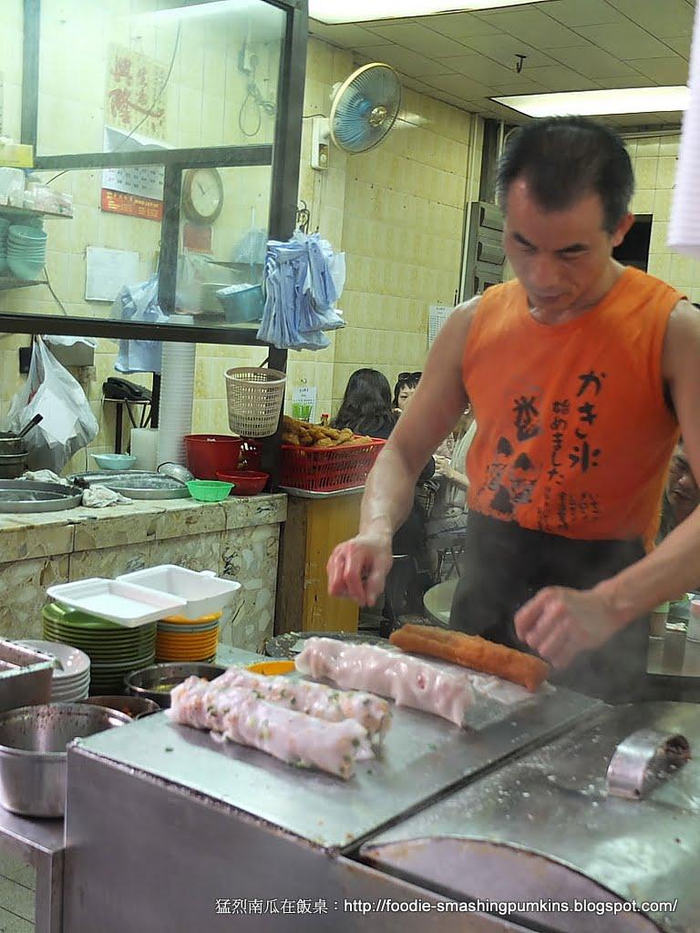 猛烈南瓜在飯桌: 金山粥店:西貢舊金山