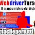 (Video) Webdriver Torso Il Grande Mistero Del Web - Strane Sequenze Di Rettangoli Colorati e Suoni Elettronici