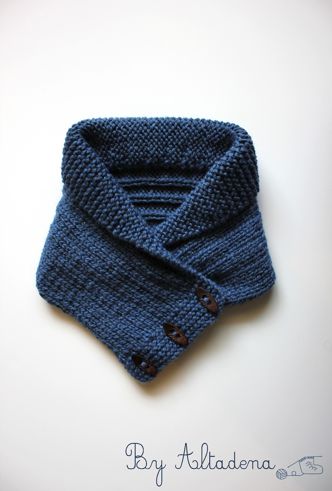 Altadena's baby designs: So sweet to knit for a friend