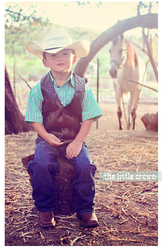 Cute Cowboy Boots Photography