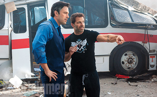 Additionally via Comic Book.com, today is the birthday of the director himself - Zack Snyder! From Dawn of the Dead (remake) to 300 to Watchmen to Man of ...