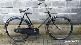 Dijual  Sepedah Unto Turonggo GAZELLE Heren #11