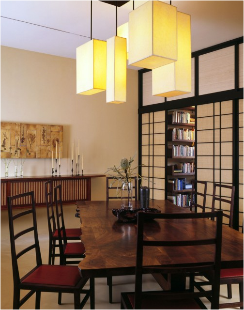Asian Dining Rooms 25