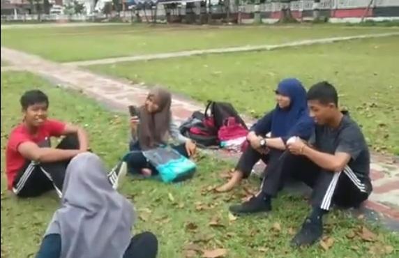 Ini Kata Mahasiswa Atas Tindakan Plh Walikota Siantar Hefriansyah Bubarkan Bazar di Lapangan Adam Malik