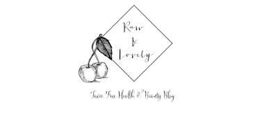Raw & Lovely: The Benefits of Rosebud Tea