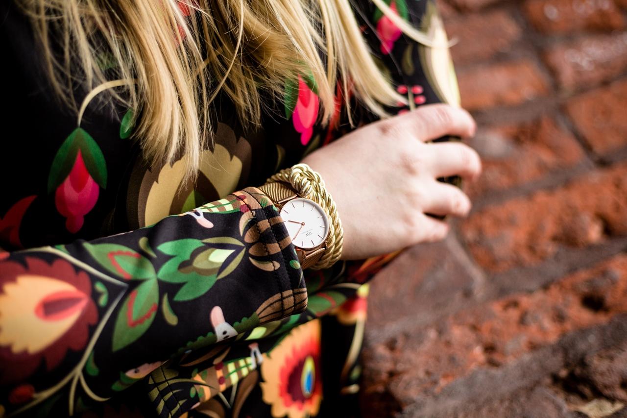 13 folk by koko recenzje opinie jakość sukienka bluza z motywem łowickim kodra folkowe ubrania motywy eleganckie folkowe dodatki kodra łowicka góralskie róże stylizacja polska blogerka łódź moda melodylaniella