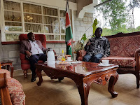 REVEALED: Details of RAILA ODINGA's secret meeting with RUTO - Something big is coming