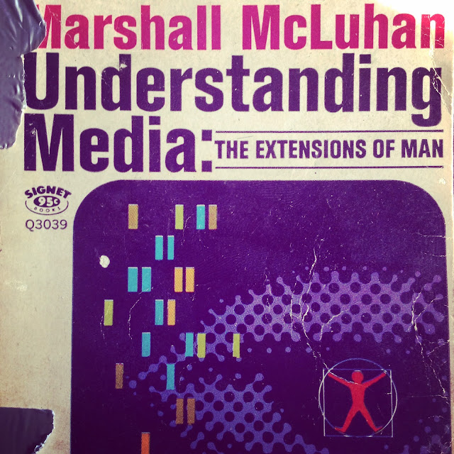 marshal mcluhan essay Free essay: marshall mcluhan's understanding media in his groundbreaking work, understanding media, marshall mcluhan posits that technologies in the.