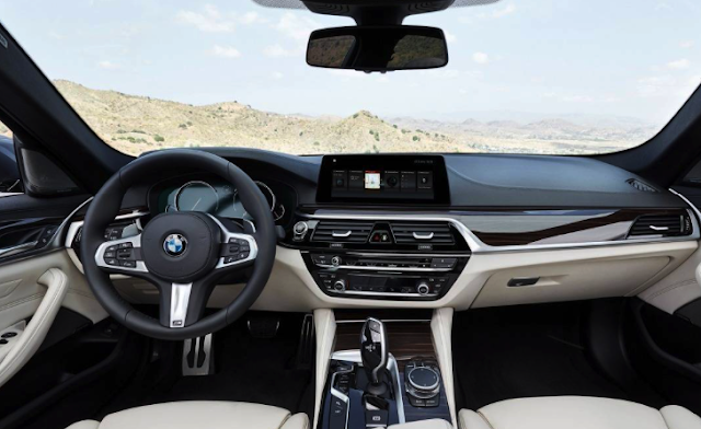 2019 BMW 530i RWD Review