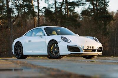 review Porsche 911 Carrera S