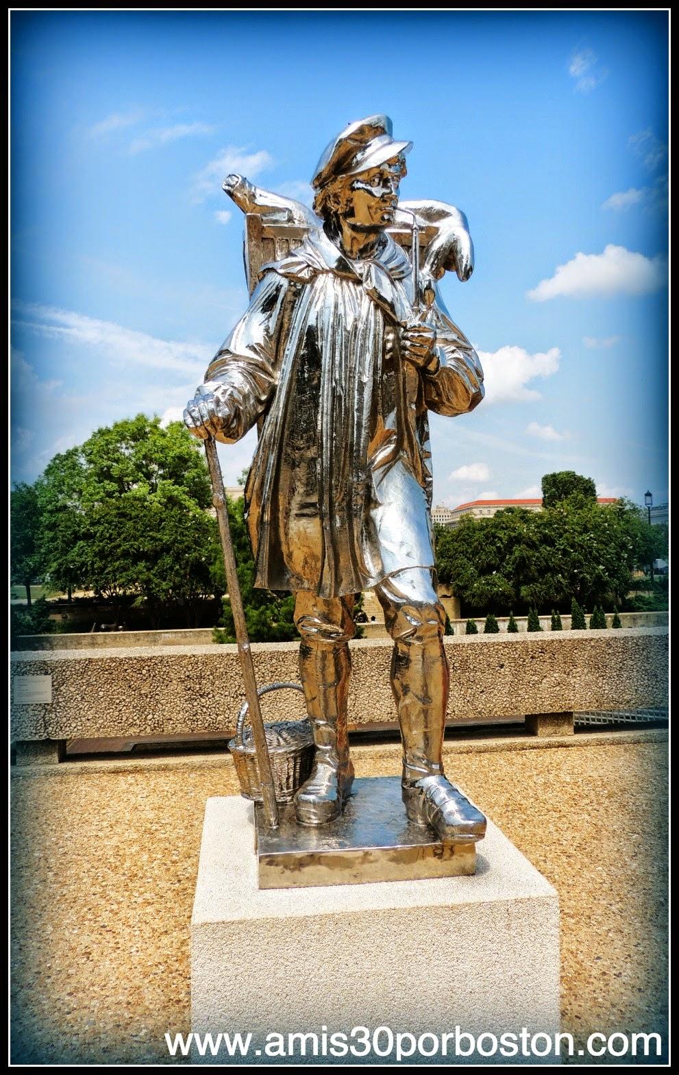 Kiepenkerl Statue