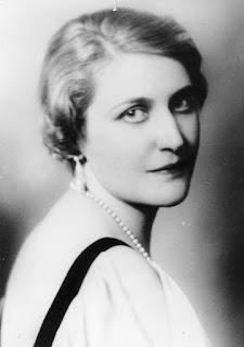 Magda Goebbels de joven