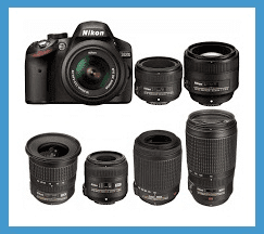 Nikon-D3200-compatible-lenses