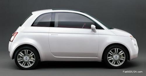 Fiat 500 Prototype