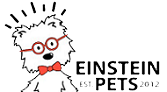 Einstein Pets makes dog treats using chia seeds.