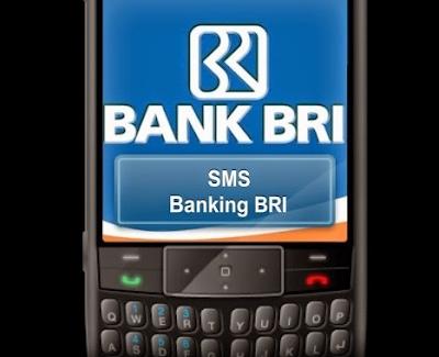 cara isi pulsa lewat sms banking bri