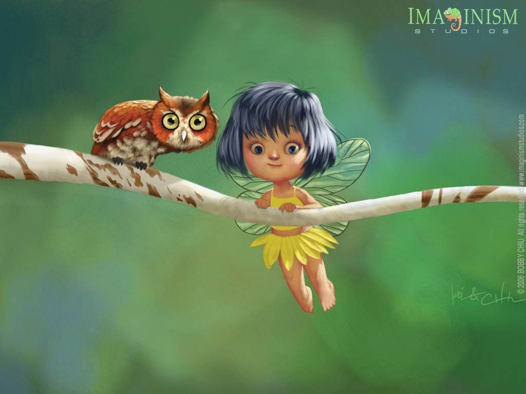 Fondos de pantalla wallpapers fondo hd hada - Cute cartoon hd images ...