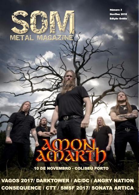 Som Metal Magazine Número 3
