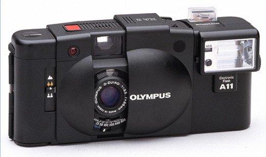 Olympus XA2 (1980)