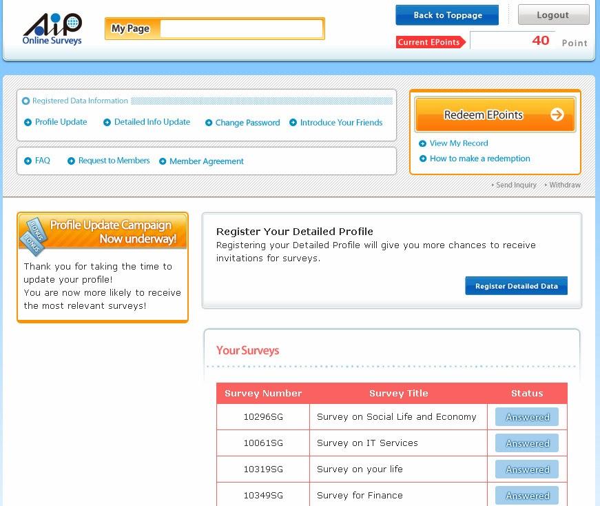 ntuc income online paid survey list – Azali CPS