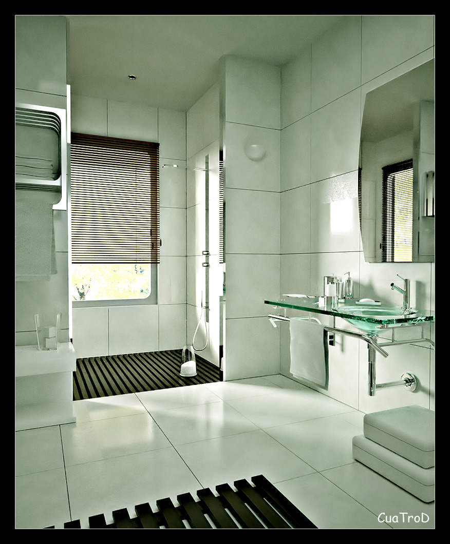 Home Interior Design & Decor: Bathroom Design Ideas Set 3