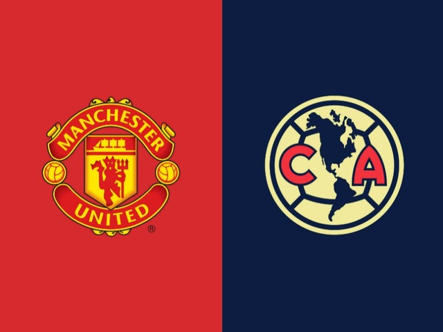 Manchester United vs Club América Full Match Replay 19 July 2018