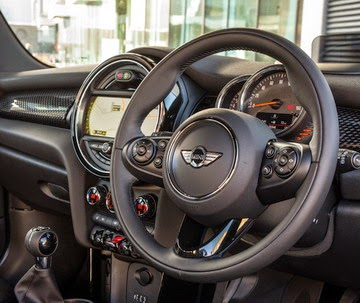 Interior Mini Cooper S Terbaru