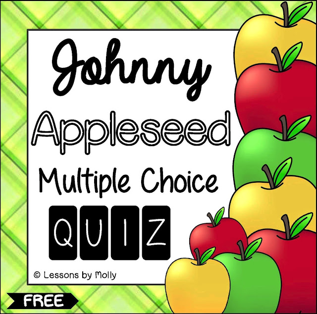 https://www.teacherspayteachers.com/Product/johnny-appleseed-quiz-884018