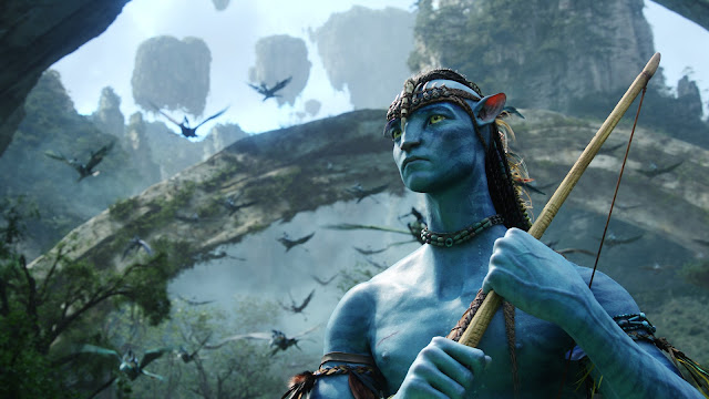 Fotograma de Avatar (2009) una de las películas más taquilleras de la historia del cine